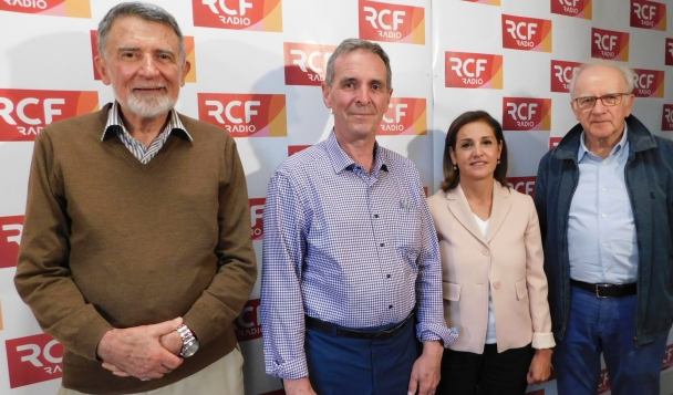 Emission sur RCF