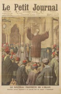 Abdul Baha dans le Petit Journal