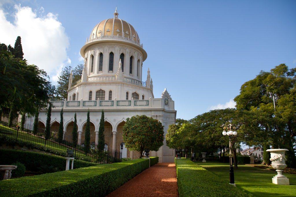 Tombeau du Bab à Haifa